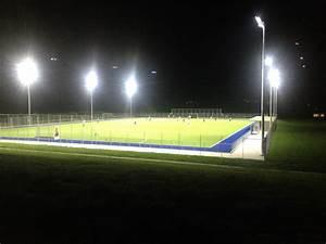 W led floodlight fixture football stadium light