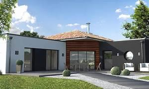 emejing photo maison en l photos lalawgroupus With plan de maison cubique 11 maisons sur mesure 44 56 85 depreux construction