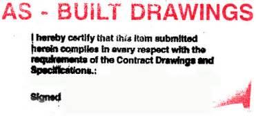 asbuilt stamp sven kier flickr - Design Cad Free