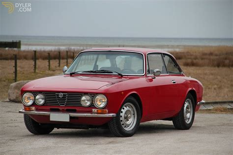 Alfa Romeo Gt For Sale by Classic 1975 Alfa Romeo Gt 1600 Junior For Sale Dyler