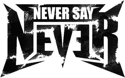 Never Say Never  Encyclopaedia Metallum The Metal Archives