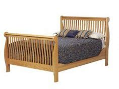 amish sleigh bed images solid wood furniture