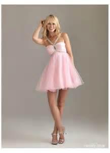 Teen Fashion Pink Dress