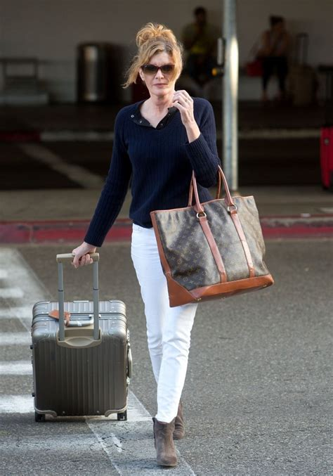 rene russo style rene russo photos photos rene russo at the airport zimbio