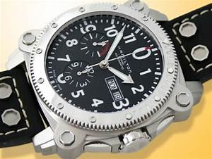 Experience With the Hamilton Khaki Below Zero Chronograph ...
