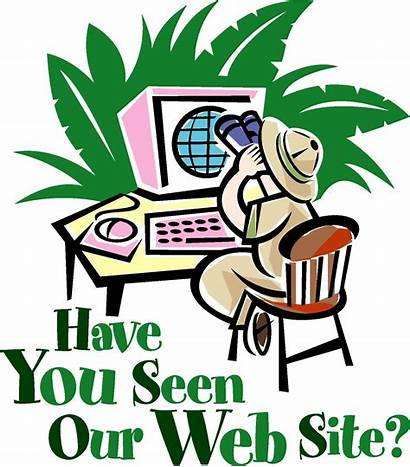 Website Clipart Visit Site Clip Check Church