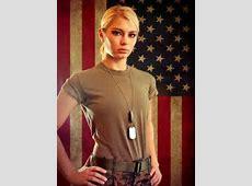 Sgt Shannon Ihrke USMC America the Beautiful Women