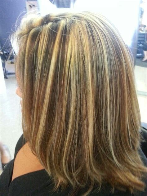 Foils Hairstyles by Foil Highlights At Cande S Salon Hair