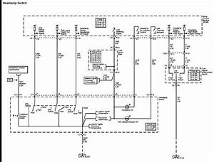 Headlight Switch Wiring Diagram Needed