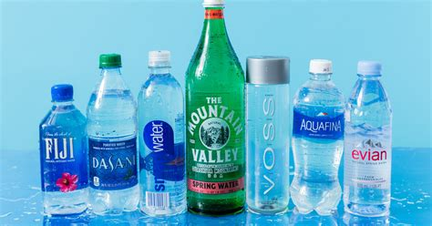 Best Bottled Water Brands To Drink, Taste Tested And