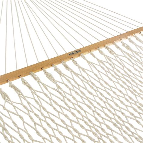 Cotton Rope Hammock by Original Pawleys Island Cotton Rope Hammock