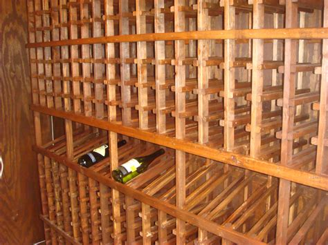 how to make a wine rack in a cabinet building wine racks for cellar interior4you