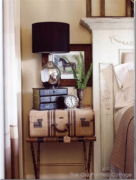 Suitcase Nightstand by Unique Bedroom Nightstand Ideas Driven By Decor