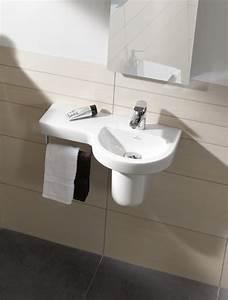 Lave Main Faible Encombrement : les lave mains sur cache siphons dans la salle de bain ~ Edinachiropracticcenter.com Idées de Décoration