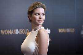 Donald Trump's Daughter, Ivanka Trump, Announces Third Baby ...
