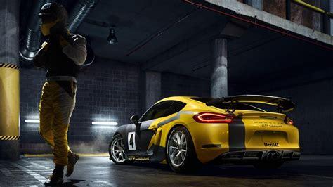 porsche cayman gt clubsport picture  car