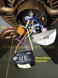 Ceiling Fan Speed Switch Wiring Diagram