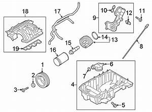 Ford Explorer Engine Intake Manifold  3 3 Liter