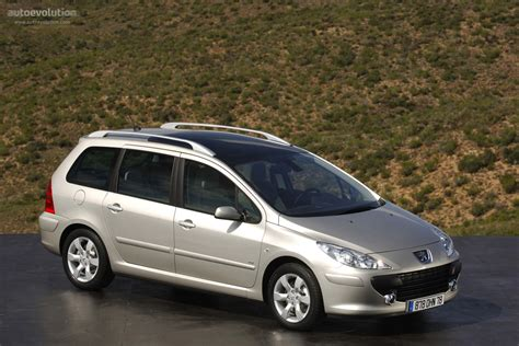 Peugeot Station Wagon by 2015 Peugeot 307 Station Wagon Pictures Information And