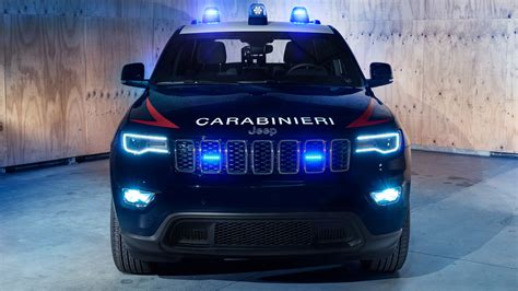 Jeep Grand 4k Wallpapers by Jeep Grand Carabinieri 2018 4k Wallpapers Hd