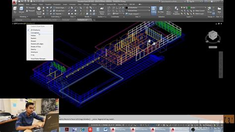 How To Recreate The Barcelona Pavilion In Autocad