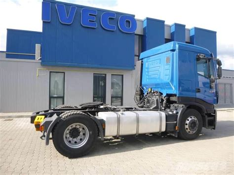 Used Iveco Stralis As 440 S50 Tp Tractor Units Year