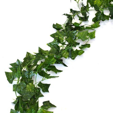 156 Feet Fake Foliage Garland Leaves Decoration Artificial