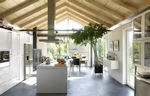 wohnküche einrichten die offene wohnküche planen schöner wohnen