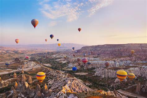 Cappadocia Hot Air Balloon Tour Deluxe