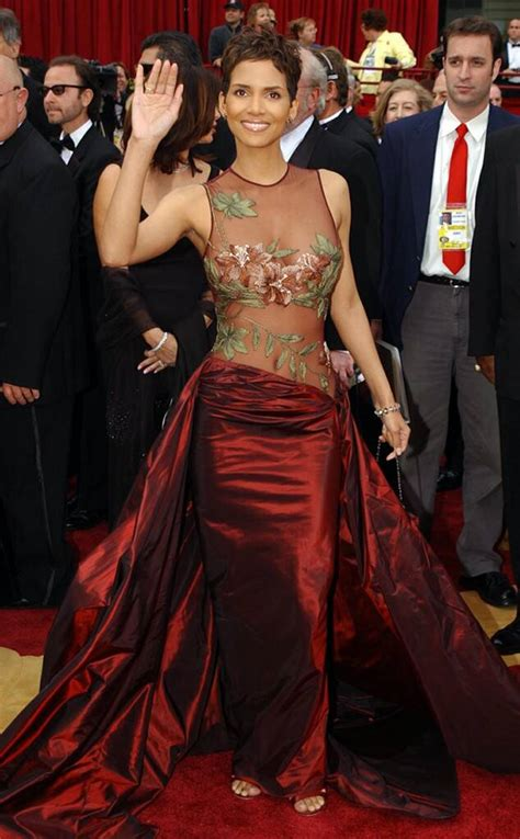 Halle Berry From The Best Oscars Dresses All Time News