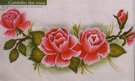 Dibujos De Flores Para Pintar En Tela Imagui