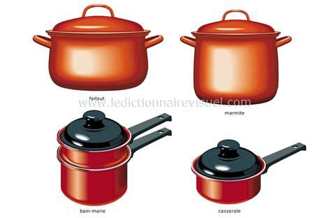 la batterie de cuisine alimentation et cuisine gt cuisine gt batterie de cuisine image dictionnaire visuel