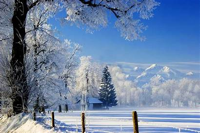 Scenery Winter Snow Landscape Nature Sky Cool