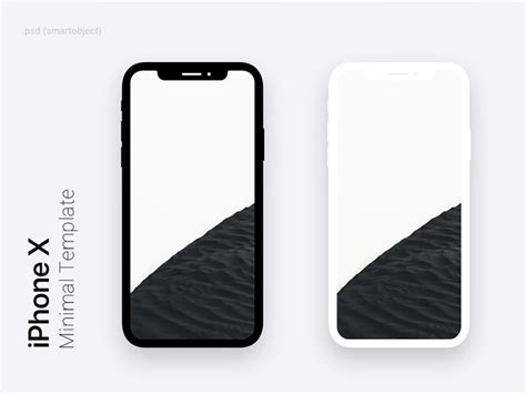 Twitter Phone Template by 40 Iphone 8 And Iphone X Psds And Templates Hongkiat