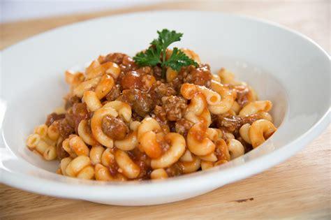 macaroni viande cuisine collective sherbrooke le blé d 39 or