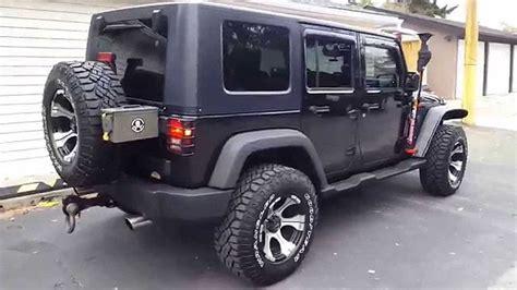 jeep wrangler  sale    door typestruckscom