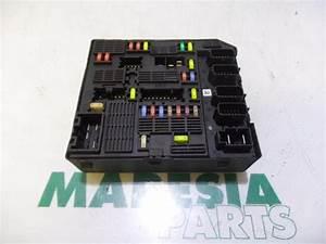 Used Renault Grand Sc U00e9nic Iii  Jz  1 5 Dci 110 Fuse Box