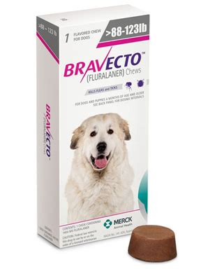 bravecto chewable  dogs  pet shed
