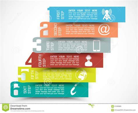 Infographic Number Options Progress Template Stock Vector Flowchart Penjualan Toko Baju Supermarket Flow Chart Of Curd Production Produksi Sia Proses Percetakan Cara Membuat For Purchasing Workflow Contoh Sistem