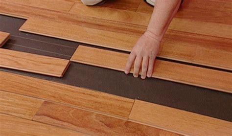 mudah memasang lantai kayu