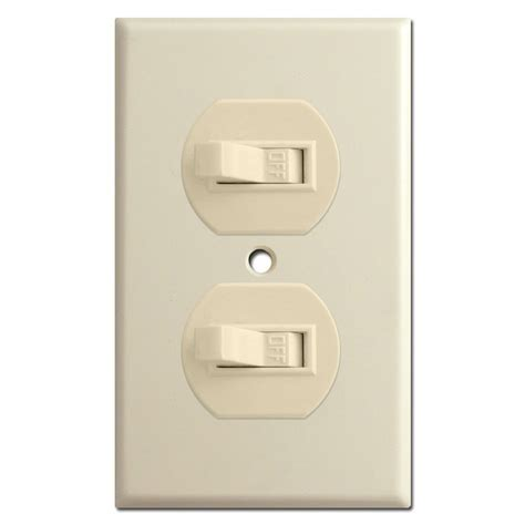 light switch wall plates light switch plate outlet cover decora rocker size chart