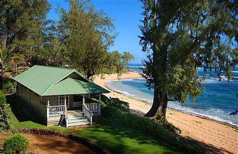 kauai cottage rentals direct beachfront cottage all welcome shore