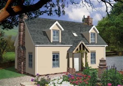 Scandia Hus   The Croft   Timber Frame traditional design