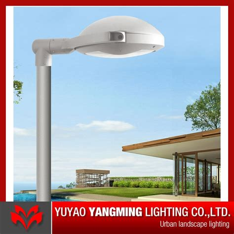 led garden light area post top fixture china garden