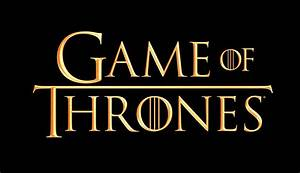 Game Of Thrones Logo Vector PNG Transparent Game Of ...