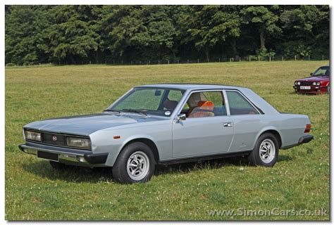 Fiat 130 Coupe by Simon Cars Fiat 130 Coupe