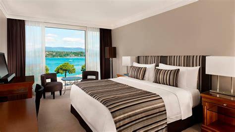 chambres de luxe royal penthouse suite hotel president wilson geneva