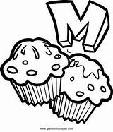 Muffin Coloring Colorare Disegni Zum Ausmalen Drawing Clipart Colouring Template Muffins Poochyena Alimenti Lebensmittel Cupcake Disegno Dolci Know Speisen English sketch template