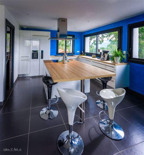 cuisine mur bleu cuisine noir mur bleu divers besoins de cuisine