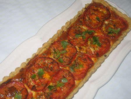 tarte sal 233 e avec pate bris 233 e recette